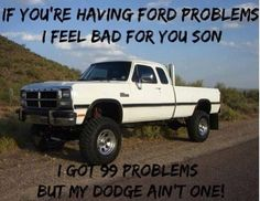 Ford problems