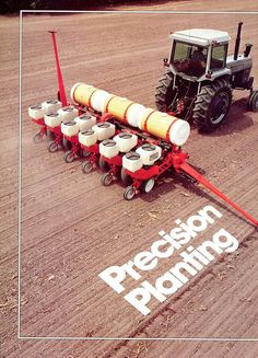 Vintage Tractors, Old Tractors, Vintage Farm, White Tractor, Farm 2, International Tractors, White Planters, Old Ads, Brochures