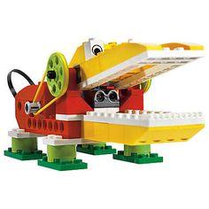 Lego WeDo introduces robotics