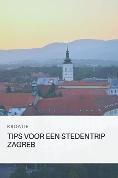 Wat te doen in Zagreb - tips voor bezienswaardigheden en hotspots Croatia Travel Guide, World Of Wanderlust, Cities In Europe, Ultimate Travel, Lonely Planet, Solo Travel, Where To Go, Photography Tips, Traveling By Yourself