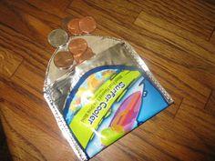 Capri sun change wallet Sun Crafts 60050b4bc0d75