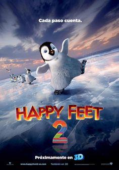 Happy Feet 2 - Happy Feet Two (2011) | Película de animación vulgar y un musical muy pesado...