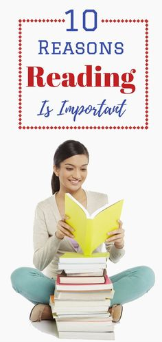 Reading is so so important! Here are some benefits of reading books and how this habit can change your life!