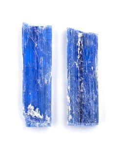 New Blue Kyanite just added. See more here: http://www.exquisitecrystals.com/minerals/kyanite-orange-kyanite