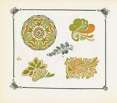 Combinaisons Ornementales, 1901