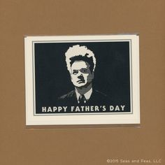 ERASERHEAD Father's Day CARD - Weird Father's Day Card - Eraserhead - Father's Day Card - David Lynch - Cult Movie - Jack Nance - Twin Peaks by seasandpeas on Etsy