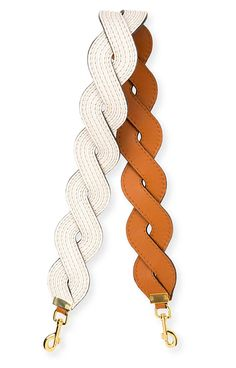 Loewe Wavy Stitches Strap for Handbag Leather Accessories, Leather Jewelry, Leather Craft, Leather Purses, Leather Bag, Fashion Accessories, Handbag Accessories, Shoulder Strap Bag, Purse Strap