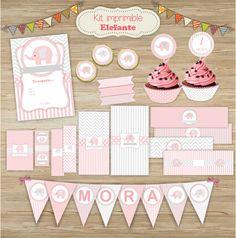 Marti, Holiday Decor, Circle Garland, Baby Shower Activities, Elephant Birthday