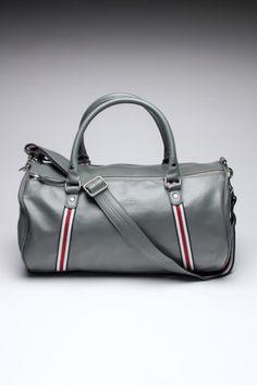 Ben Sherman Iconic Barrel Bag