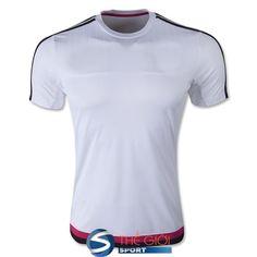 Bộ quần áo bóng đá may theo yêu cầu, không logo Andre