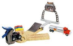 Amazon.com: Hot Wheels Monster Jam Triple Blast Arena: Toys & Games