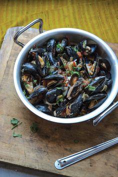 Smita Chandra's Malabar Mussels | SAVEUR