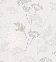 Papel pintado flores dientes de leon grises con hojas - 40518 Paper Decorations, Color Pallets, Paint Designs, Designer Wallpaper, Abstract Backgrounds, Watercolor Flowers, Instagram Feed, Room Inspiration, Print Patterns