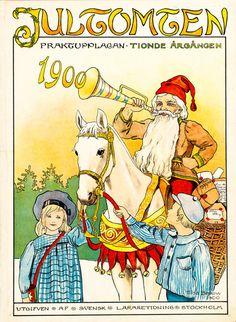 Jultomten 1900