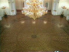 The Grand Kremlin Palace