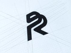 RP Monogram by Evgeny Tutov