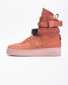 buy online 8c508 ee0e3 Nike Nike Lunar Force 1 Duckboot Sneakers ( 198) ❤ liked on Polyvore  featuring shoes, sneakers, pink, pink sneakers, n…   Clothes! Clothes!!  Clothes!!! in ...