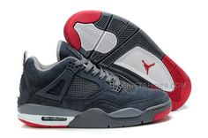 0ce07b234c36 Men s Air Jordan 4 Retro Suede Leather 200