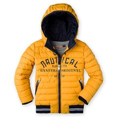 Quilted Jacket Tell Tale Kids