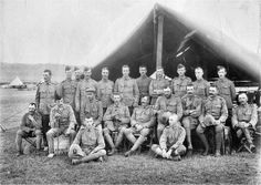 1 RWF Officers Group, Boer War. Zulu, British Army, Mount Rushmore, War, Group, Nature, Travel, Painting, British Colonial