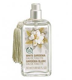 White Gardenia The Body Shop for women