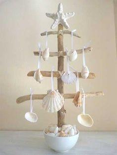 Árbol de Navidad marinero