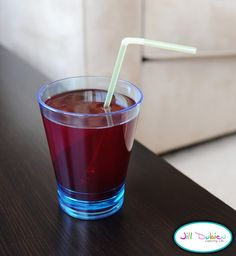 Serve up a glass of juice that is really Jell-o.   31 Awesome April Fools' Day Pranks Your Kids Will Totally Fall For