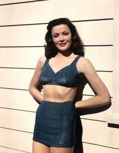 Vintage Glamour Girls: Gene Tierney