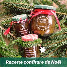 Retrouvez une recette de confiture de Noël : Kiwi, Poire & orange aux senteurs d'épices de Noël ! Liqueurs, Xmas, Christmas Ornaments, Dessert, Orange, Holiday Decor, Nature, Food, Homemade Liquor