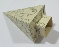 It's hard to believe that Christmas is just around the corner! So I thought it was time to put a tutorial together on the Christmas Tr. Christmas Tree Box, Christmas Origami, Homemade Christmas Cards, Christmas Holidays, Christmas Crafts, Christmas Decorations, Christmas Ornaments, Christmas Ideas, Envelope Punch Board
