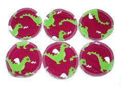 Dragon reusable nursing pads, 3 pairs, new mom, nursing mom, expecting mom, baby