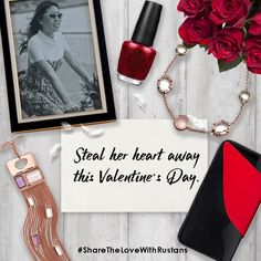 Make her heart skip a beat with a gift that defines her chic personality.