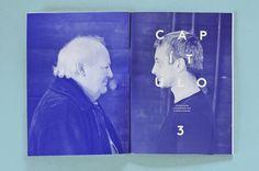 "Catalog ""Editoria"" by Atelier Martino&Jaña, via Behance"