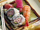 Nigiri Sushi Recipe...interesting process for salmon