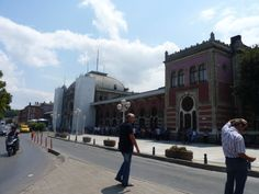Estambul. Estacion de Sirkeci.