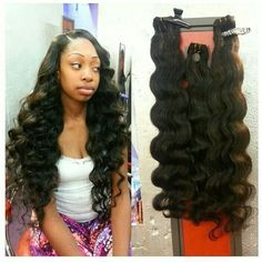 Magnificent Erica With Body Wave Weave Weave Musts Pinterest Body Wave Short Hairstyles Gunalazisus