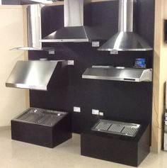 Come to Sonny's for all your kitchen hood and venting needs!