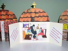 Kirchen, Craft Patterns, Cards, Bulletin Boards, Greek, School, Spring, Christianity, Bulletin Board