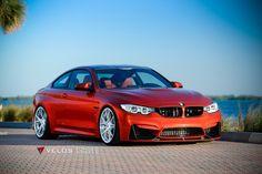 Sakhir Orange BMW M4 | Mode Carbon x Velos x Eisenmann x KW ....