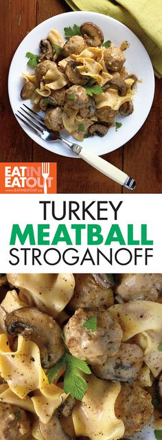 Turkey Meatball Stro
