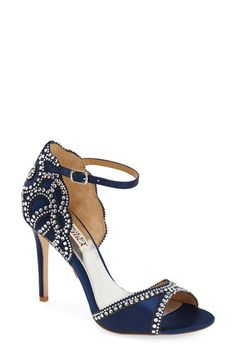 Badgley Mischka 'Roxy' Sandals (Women) available at #Nordstrom
