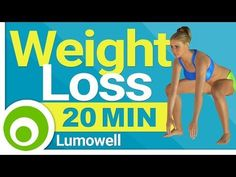 Weight Loss Exercises at Home - YouTube