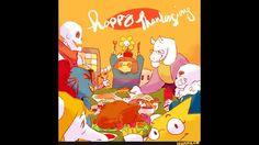Happy Thanksgiving ~Undertale Style~