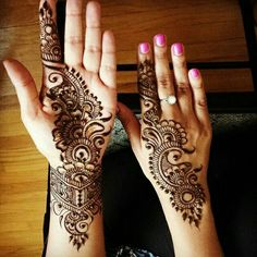 Are you looking at the henna design or Mehndi arm designs then Click Visit link to read Wedding Henna Designs, Indian Henna Designs, Mehndi Designs Book, Mehndi Designs For Girls, Wedding Mehndi, Bridal Henna, Mehandi Designs, Heena Design, Mehndi Art
