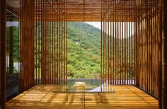 Stunning examples of bamboo architecture - Promoting Eco Friendly Lifestyle to Save Enviornment - Ecofriend