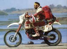 Thierry Sabine - founder Paris-Dakar