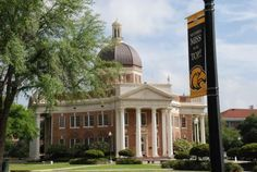 The University of Southern Mississippi, my alma mater  ♥