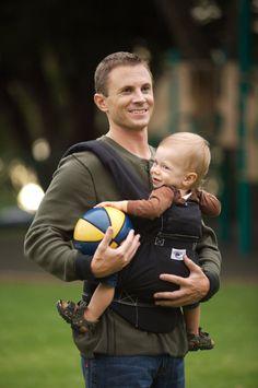 ERGObaby Sport Baby Carrier (Black)