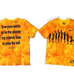 cae3cc4a Mike Cherman x Nike T-Shirt for Art Basel   HYPEBEAST Nike T, Basel