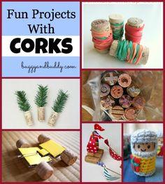 87 Best Kids Cork Projects Images Wine Corks Crafts Cork Art
